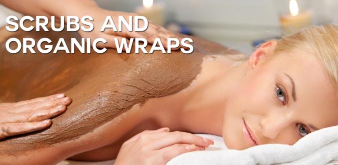 Scrubs and Organic Wraps